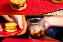 Snack ideas / by Katie Grimmett