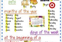 """""""And Anchor Charts, Graphic Organizers, Infographics, etc."""" / by Barbara Kean"""