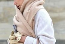 Winter Fashion  / Time to be warm