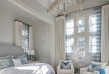 Coastal Style / Inspiration for beach house design featuring coastal colors and decor items to crave wherever you call home.