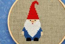 Cross Stitch Patterns / by Allie Arrowood