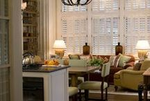 Decorating the Dining Room / by Nikki Keating