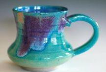 """....And A Cup or Mug / by Barbara Kean"