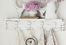 Shabby Chic Style / Romantic shabby chic style home decor items