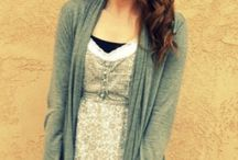 Sweater Weather / The ONLY thing I like about cold weather is wearing sweaters! / by LeAnn Robine