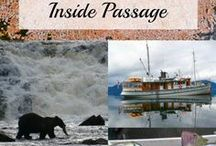 Travel // Alaska / Travel in Alaska-tips, tools and inspirations.