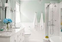 Bathroom Style / Need some bathroom inspiration? I know that high end looks are something that we all crave and this board shares some drool worthy bathrooms for future projects. Enjoy and please repin!