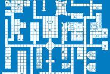 D&D Dungeon Maps