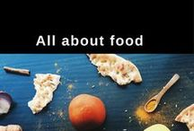 All about Food. Food ideas / All about food. Easy recipes. Fun ways to feed the children. Healthy Foods.Vegetarian dishes. Meals under 400 calories and much more #healthyfood #easydishes #funfood #foodart