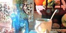 buongiorno / immagini artistiche di oggetti,  fiori, natura