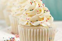 Cupcakes & Muffins   Rezepte / Muffin und Cupcake Rezept Inspirationen als Mitbringsel für Partys, Feiern und zum Verschenken.