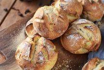 Brot   Rezepte / Vom Sauerteig über den Sesamring bis zur süßen Brioche: Rezepte und Ideen rund ums Thema Brot.