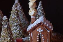Weihnachtsbäckerei   Rezepte / Rezepte und Ideen rund um das Thema Backen zur schönsten Zeit des Jahres: Weihnachten!