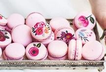 Macarons   Rezepte / Macarons in Hülle und Fülle: Rezepte, Inspiration und Ideen rund um die Königin der französischen Patisserie.