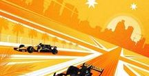 Formule 1 - Posters