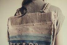 Handweaving. Weben. / Inspiration for aspiring weavers: works by great fibre artists.