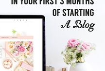Blogging / Important Blogging Tips & Tricks That Every Blogger Needs To Know!!