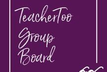 Online Teacher Tips by TeacherToo / This group board is open to anyone with online teaching tips. Follow my account and send me an DM with a link to your account to join. Spammers will be removed.