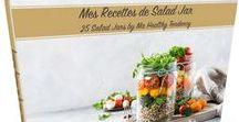 #EBOOK / Ebook de cuisine saine, gourmande, rapide et simple à réaliser. Car manger sain n'est ni compliqué ni morose !