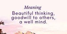 The Art of Language / The Art of Language  #wordart #language #powerofwords #selfesteem #selflove #selfworth #mindfulness #mindpower