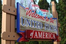Travel: Road Trip Across The U.S.A. / Let's travel the beautiful U.S.