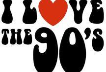Nostalgia: 1990 to 1999 / This began my grown up era, I was 25 in 1990, ,marriage, children, etc