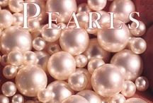 Pearls / by Julia Gray Carswell