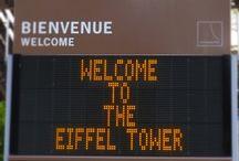 Travel: Eiffel Tower