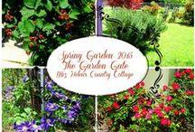 The Garden Gate / Everything Garden / by Miz Helen's Country Cottage