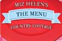 Menu's and Meal Plans / Weekly Meal Plan with Recipes Family Friendly. / by Miz Helen's Country Cottage