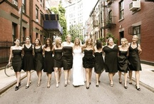 For My Bridesmaids!  / Ok bridesmaids! I think I figured it out now... Try to see if you can pin your little black dress finds here so that we can see what you've found. The only requests are that the dress must be black, and it must be around knee length. Nothing too short for church please:)