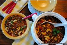 Soup and Stew / Great Soups and Stews  / by Miz Helen's Country Cottage