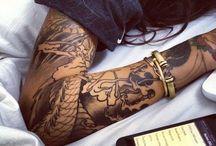 Tattoos / by Lauren Zinkel