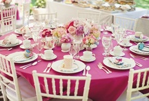 Pink Party Ideas / by C