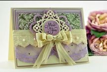Handmade Cards / Cards I would love to make / by Susan L. Garvin