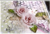 Flowers / Tutorials on a variety of ways of making flowers / by Susan L. Garvin