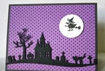 Halloween Crafts / Halloween cards and other projects / by Susan L. Garvin