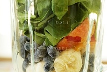 Fruit Smoothies & Protein Drinks / by Nadine Frandsen