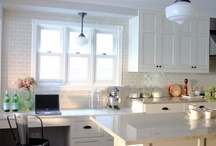 dwell // cook + dine / kitchens & dining areas / by Amber Campbell