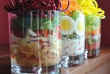 Salads & Dressings / by Nadine Frandsen