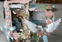 Altered Art Projects / All kinds of altered art projects / by Susan L. Garvin