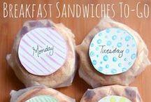 Breakfast ~ To Go / by Nadine Frandsen