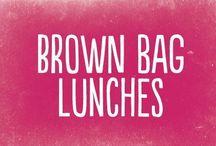 Brown Baggin' it / by Nadine Frandsen