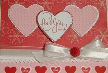 St. Valentine's Day Cards and other projects / Saint Valentine's Day cards / by Susan L. Garvin
