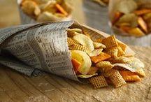 Snacks and Sides / by Rebecka Guarino
