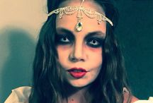 Holiday / Halloween Makeup Cheshire Cat Jigsaw Attic Bride Haunted Mansion  Reagan  The Exorcist