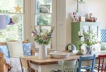 Spring kitchen / A spring time kitchen!