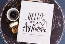 {DESIGN} lettering / hand lettering, calligraphy and design