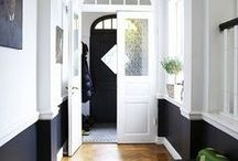 dwell // hallways + stairways / by Amber Campbell