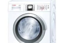 Bosch Washing Machines / A collection of the 2015 range of Bosch Washing machines. All available on www.appliance-world.co.uk